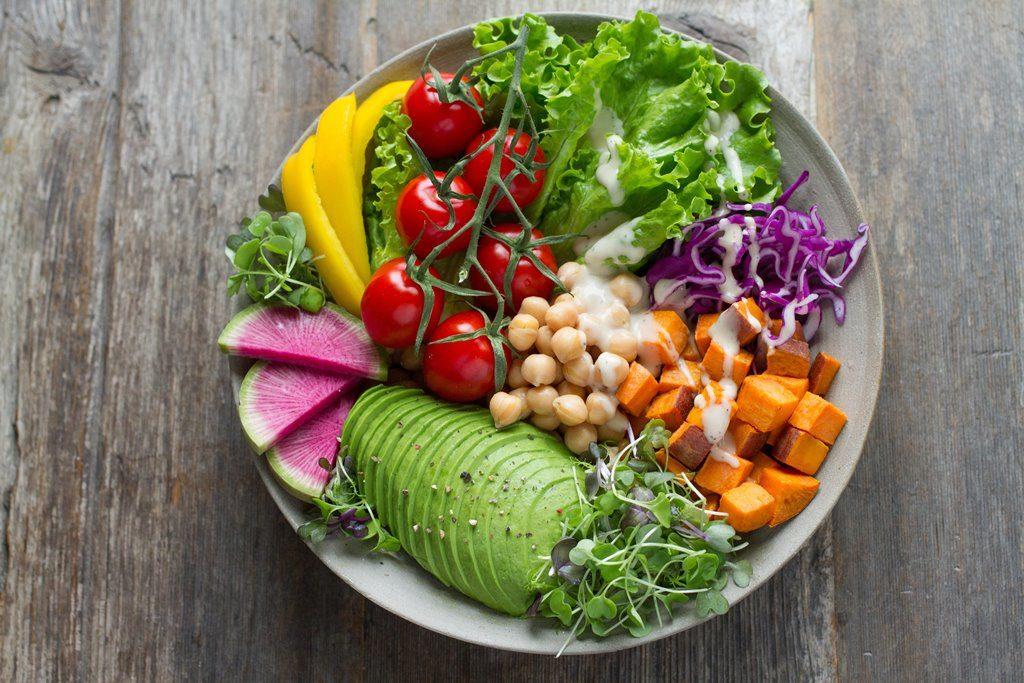 Питание и Вегетарианство