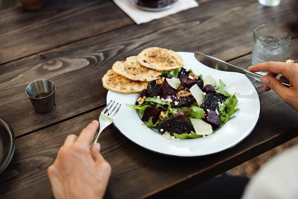 Осознанное потребление пищи